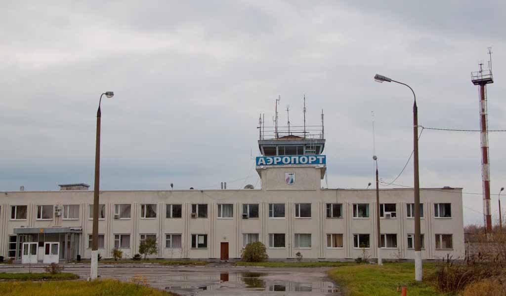 Здание аэропорта Владимир