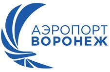 Логотип аэропорта Воронеж (Чертовицкое)