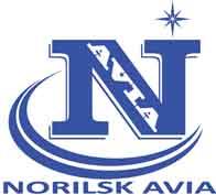 Логотип авиакомпании Норильск Авиа