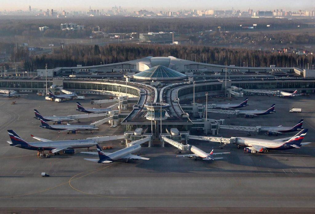 аэропорт Шереметьево расписание рейсов