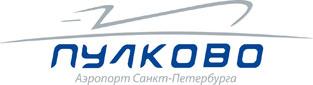 Логотип аэропорта Пулково (Санкт-Петербург)