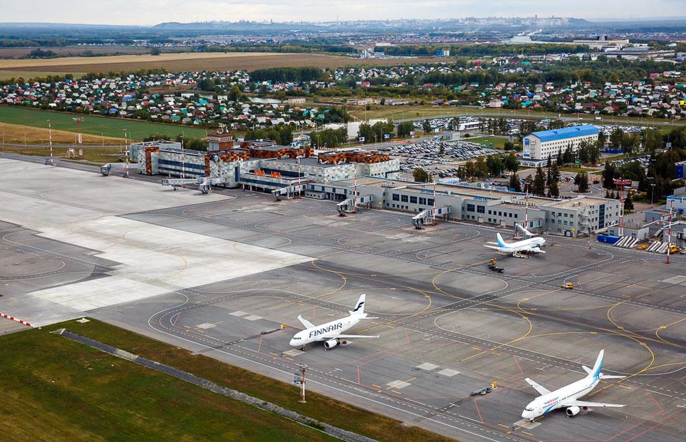 Аэродром Уфа