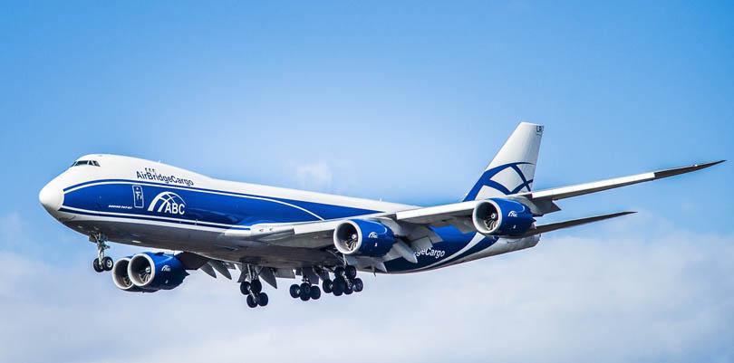 Боинг-747 Авиакомпании ЭйрБриджКарго