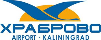 Логотип аэропорта Калининград(Храброво)