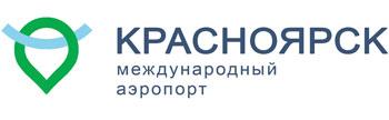 Логотип аэропорта Красноярск (Емельяново)