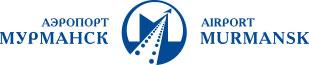 Логотип аэропорта Мурманск