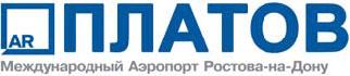 Логотип аэропорта Ростов-на-Дону (Платов)