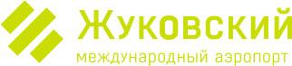 Логотип аэропорта Жуковский (Раменское)