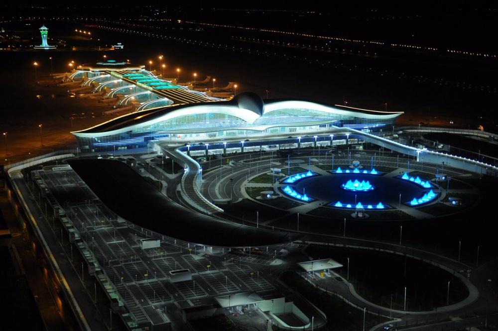 Аэродром Ащхабад
