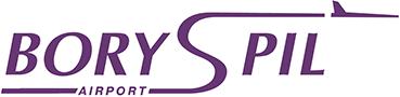 Логотип аэропорта Борисполь Киев