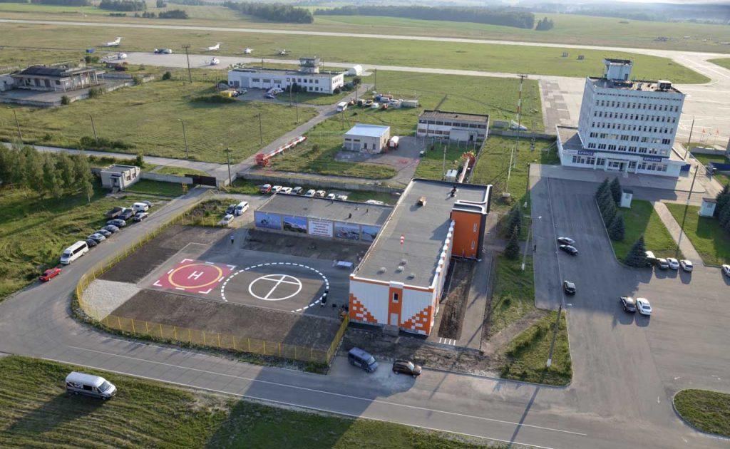 Аэропорт Брянск