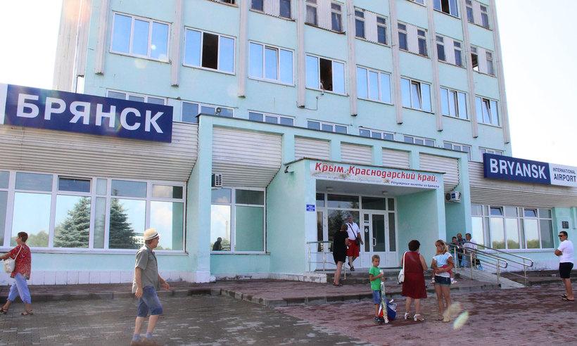 Аэропорт Брянск, информация