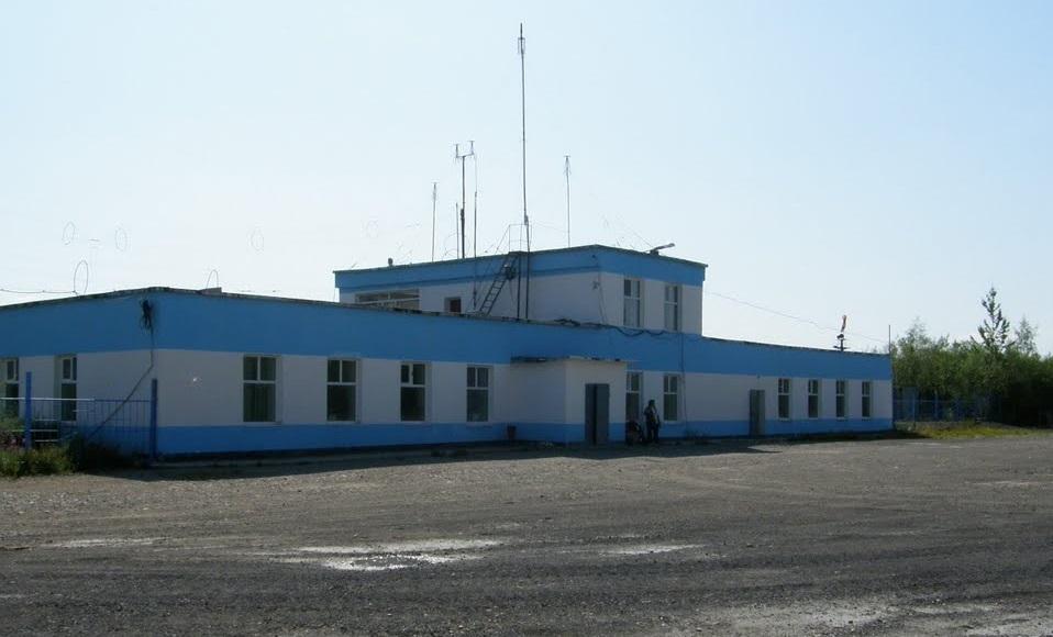 Аэропорт Омскучан
