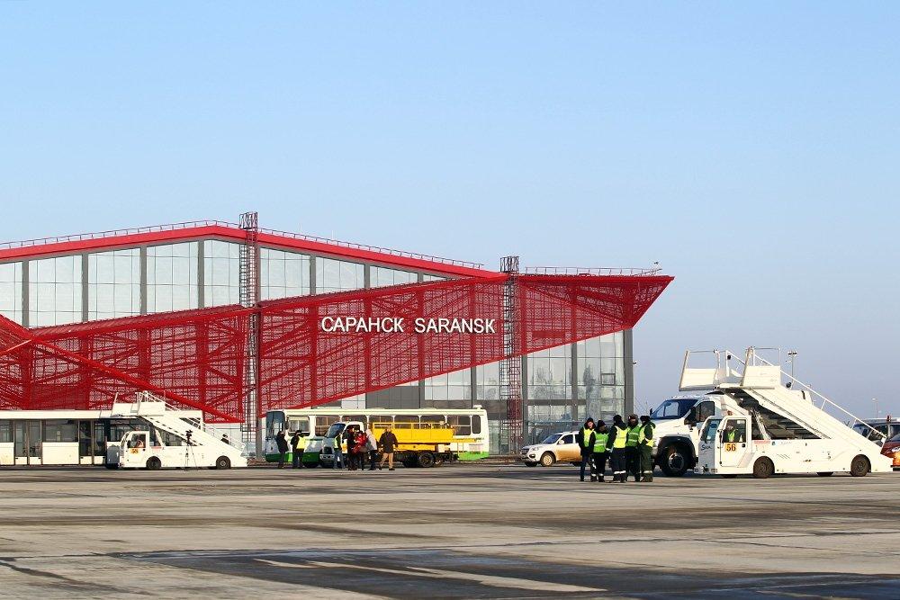 Аэропорт Саранск