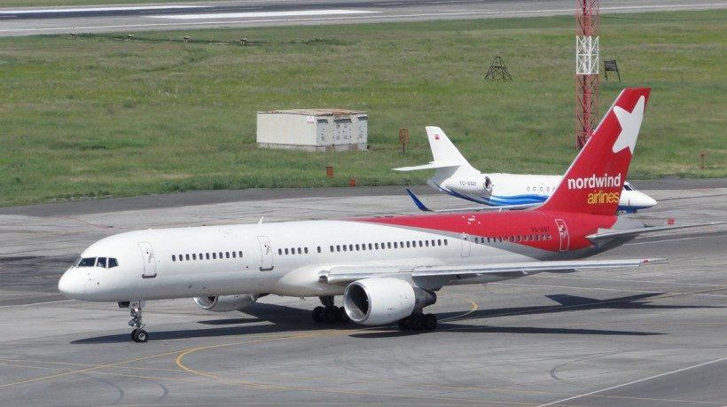 А-321 авиакомпании Северный Ветер