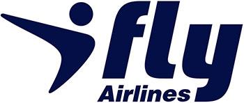 Логотип авиакомпании Ай Флай