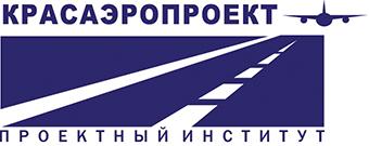 Логотип Красаэропроекта