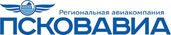 Логотип аэропорта Псков