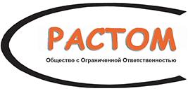 логотип РАСТОМ