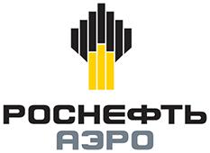 Логотип Роснефть Аэро