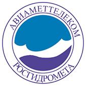 логотип Авиаметтелеком Росгидромета