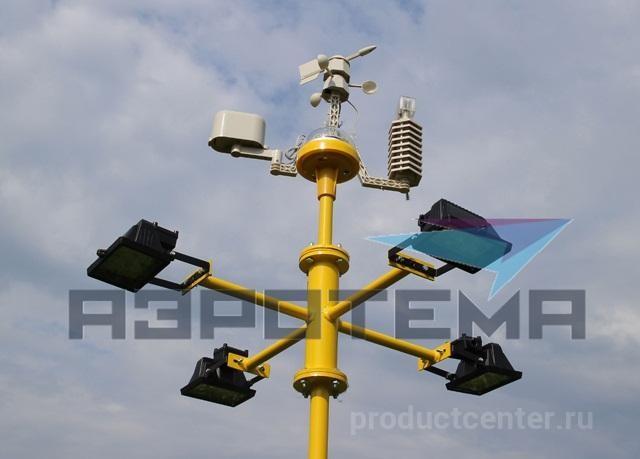 АЭРОТЕМА - оборудование для вертодромов, аэродромов и посадочных площадок