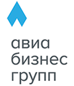 Логотип Авиа Бизнес Групп