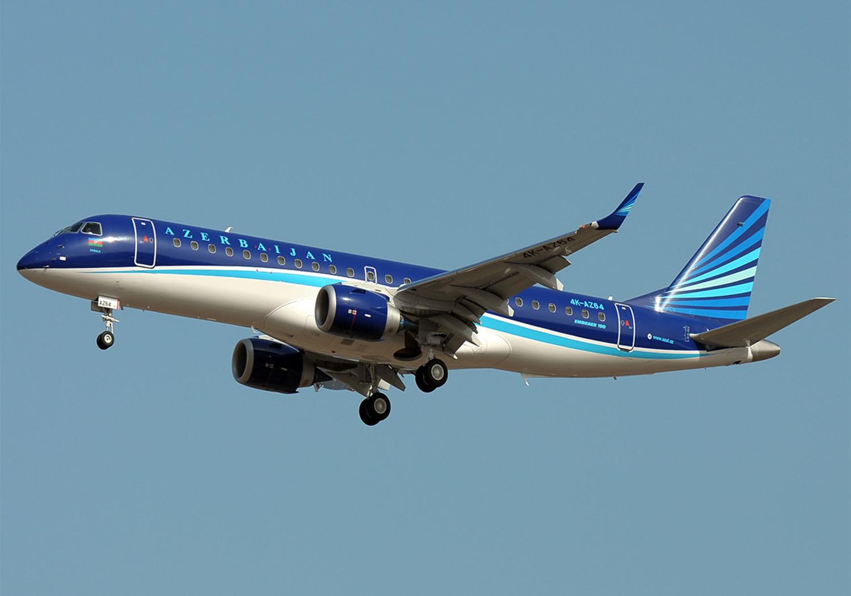 Авиакомпания АЗАЛ(AZAL)
