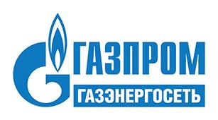 логотип Газпром газэнергосеть