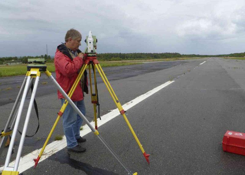Геодинамика-М - Геодезическая съемка объектов и подготовка аэронавигационной информации