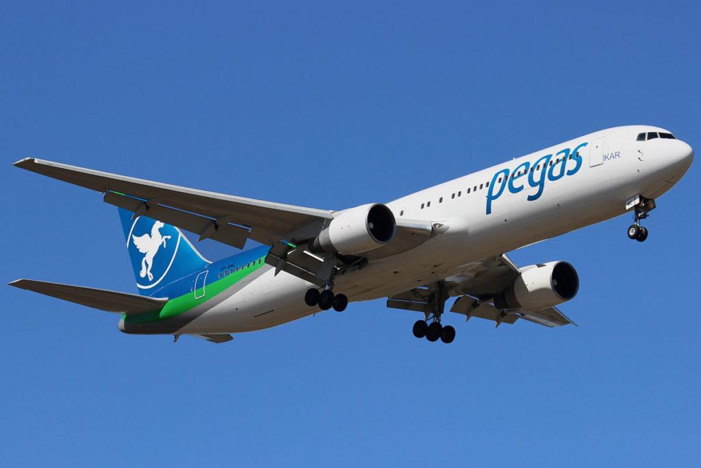 Авиакомпания Икар (PEGAS FLY)