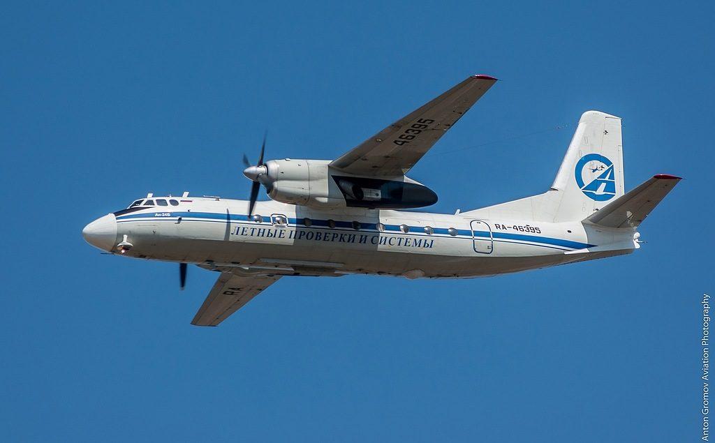 Авиакомпания Летные проверки и системы