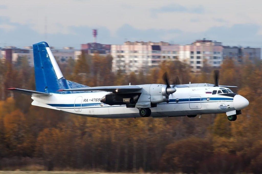 Авиакомпания Пскоаавиа