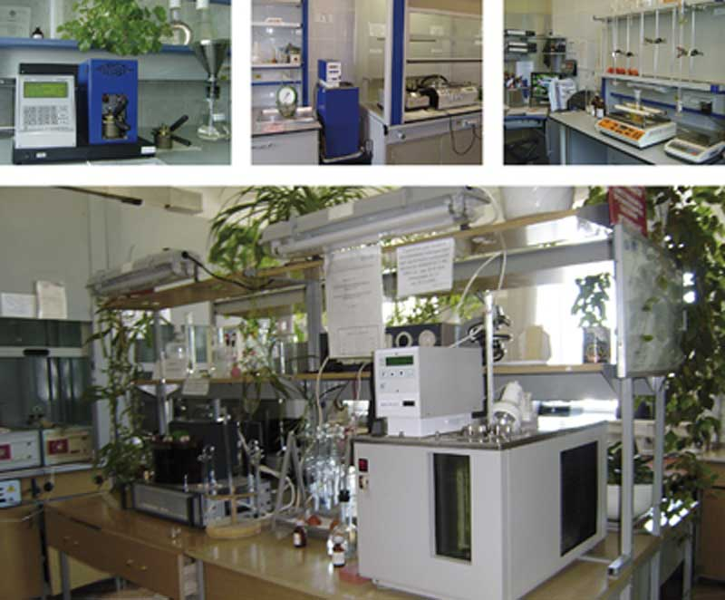 Лаборатория качества СибавиаТЭК