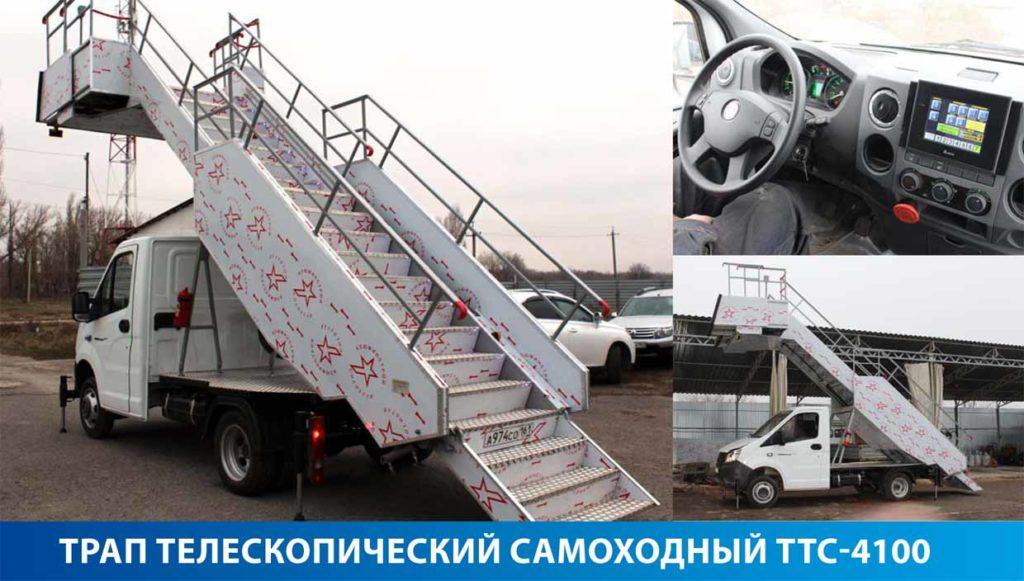 Техинком ПО - средства наземного обеспечения полетов летательных аппаратов