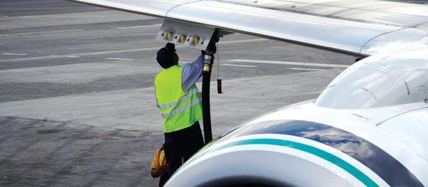 """ТЗК """"ХАС"""" Авиатопливообеспечение ВС в аэропорту Абакан"""
