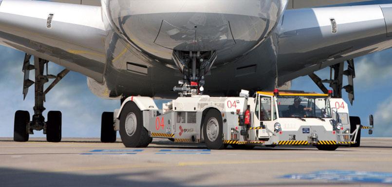 Техника и оборудование для обслуживания пассажиров и грузов