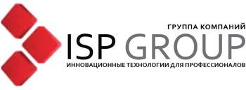 Логотип ISP Group (АО Инфраструктурный проект)