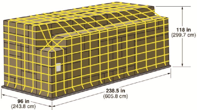 Авиационный грузовой контейнер M-6