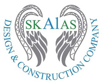 Логотип ООО «Проектно-строительная компания «СКАЛАС»