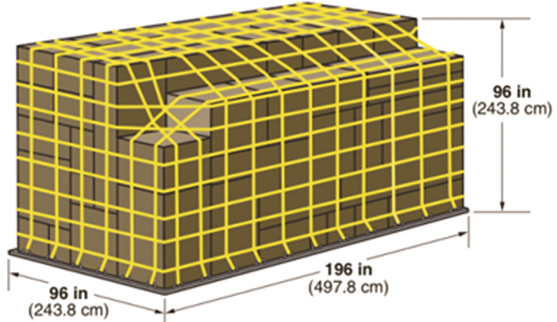 Авиационный грузовой контейнер MDP