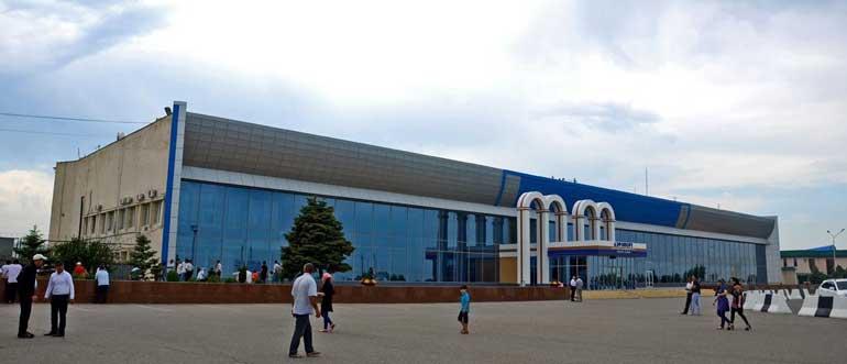 Аэропорт Махачкала