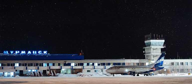 Аэропорт Мурманск