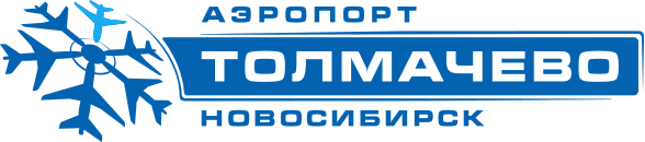 логотип аэропорта Толмачево