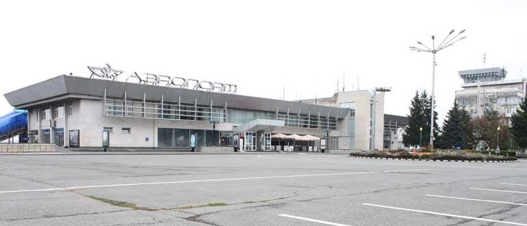 Аэропорт Владикавказ