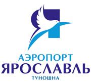 Логотип аэропорт Ярославль (Туношна)