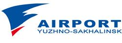 Логотип Аэропорт Южно-Сахалинск