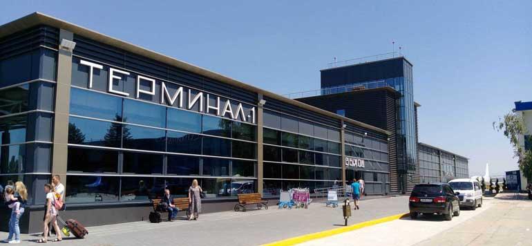 Аэропорт Анапа