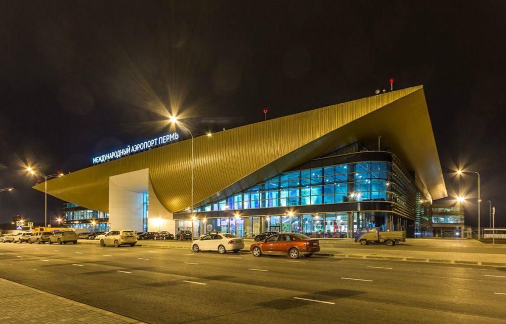 Международный аэропорт Пермь (Большое Савино)