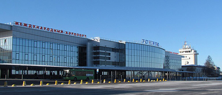 Аэропорт Тюмент